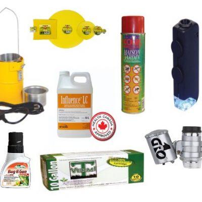 Pesticide & Disease Control