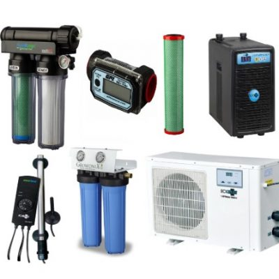 Chillers, Heaters & Purification