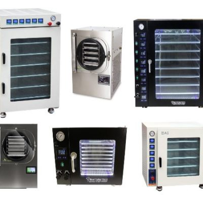 Vacuum Ovens & Freeze Dryers