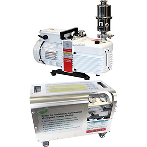 Vacuum & Recovery Pumps